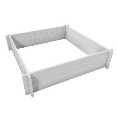 Hudson 48 in. x 48 in. Raised Garden Bed