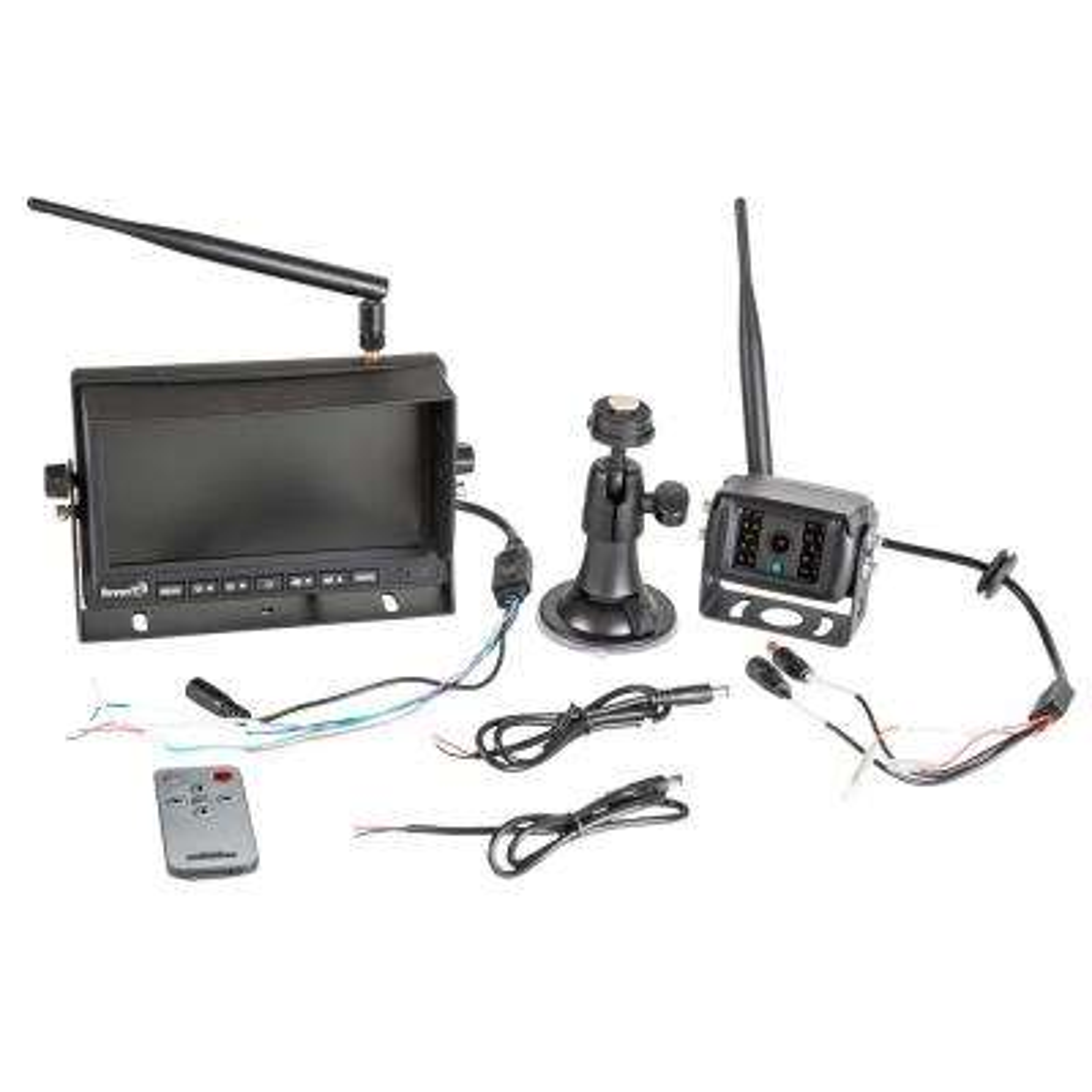 Wireless Rear Observation System