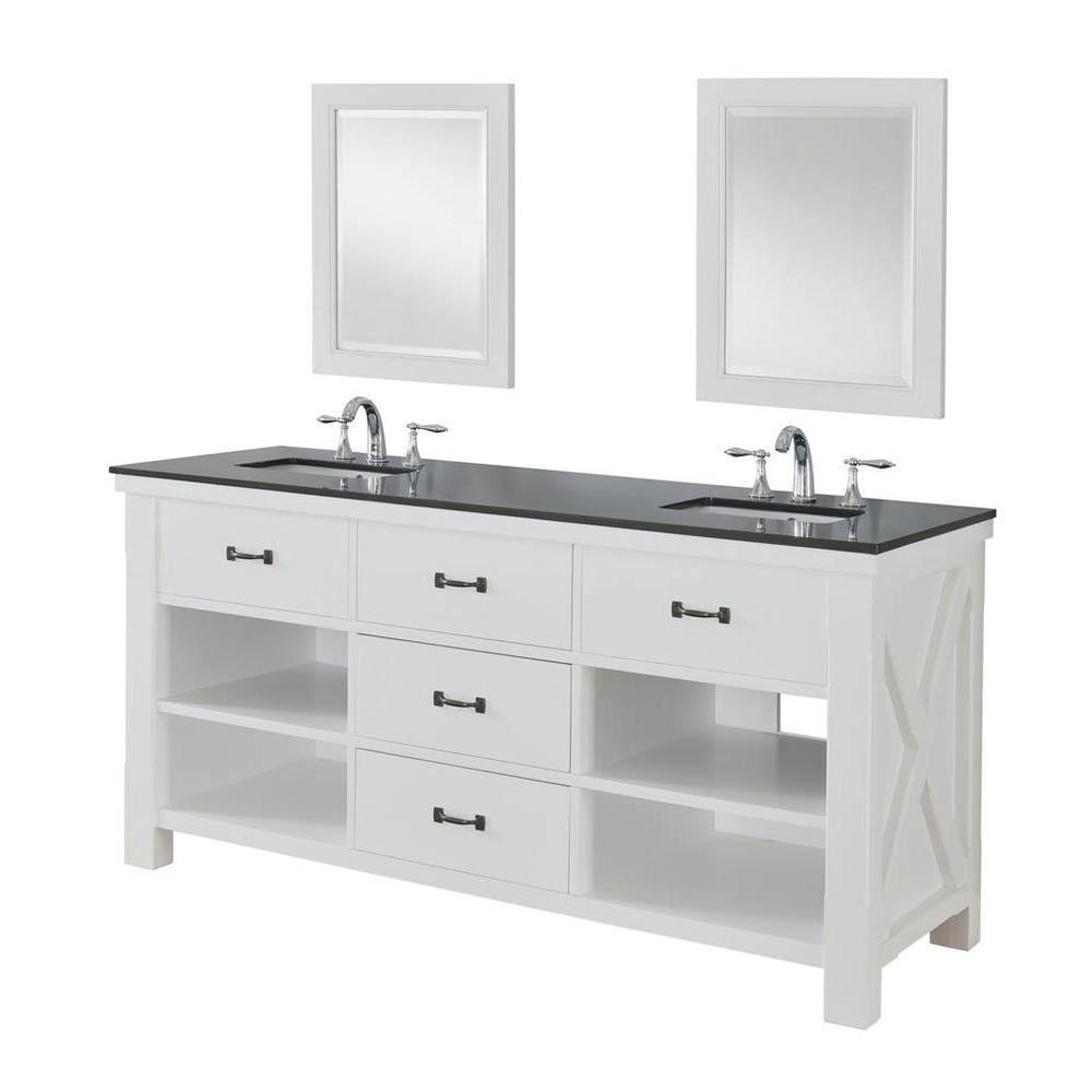 Direct Vanity Sink Xtraordinary Spa 70 In Double Vanity
