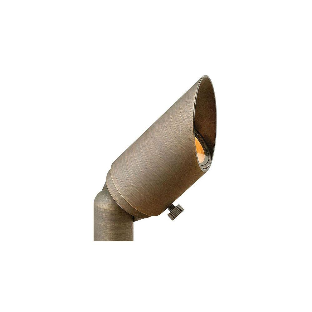Hinkley Lighting 2.5-Watt Matte Bronze LED Hardy Island ...