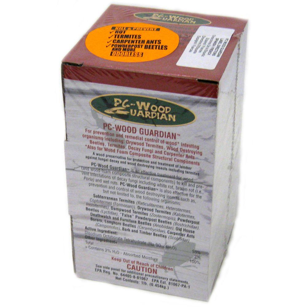 PC Products 1 lb. PC-Wood Guardian-DISCONTINUED