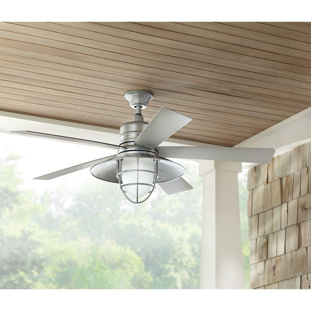 fans mount brushed led com collection nickel downrod accessories lowes studio ceiling at indoor in lighting outdoor fanimation slinger pl shop