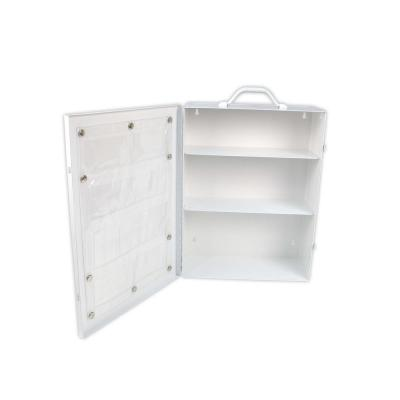 3-Shelf First Aid Cabinet without Product