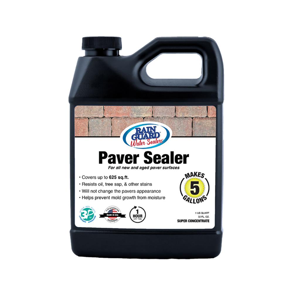 32 oz. Paver Sealer Super Concentrate Penetrating Water Repellent (Makes 5