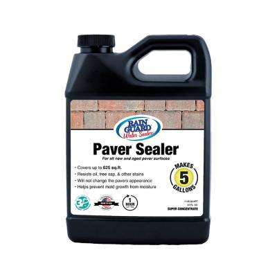 32 oz. Paver Sealer Super Concentrate Penetrating Water Repellent (Makes 5 gal.)