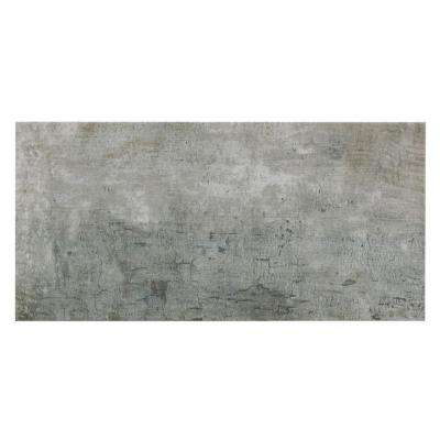 Tune Grigio 12 in. x 24 in. Porcelain Floor and Wall Tile (16.68 sq. ft. / case)