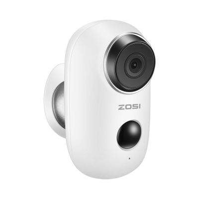 720p Outdoor Smart Wi-Fi Security Camera with Battery