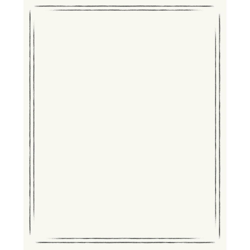 56 sq. ft. Hopscotch Inverse Wallpaper