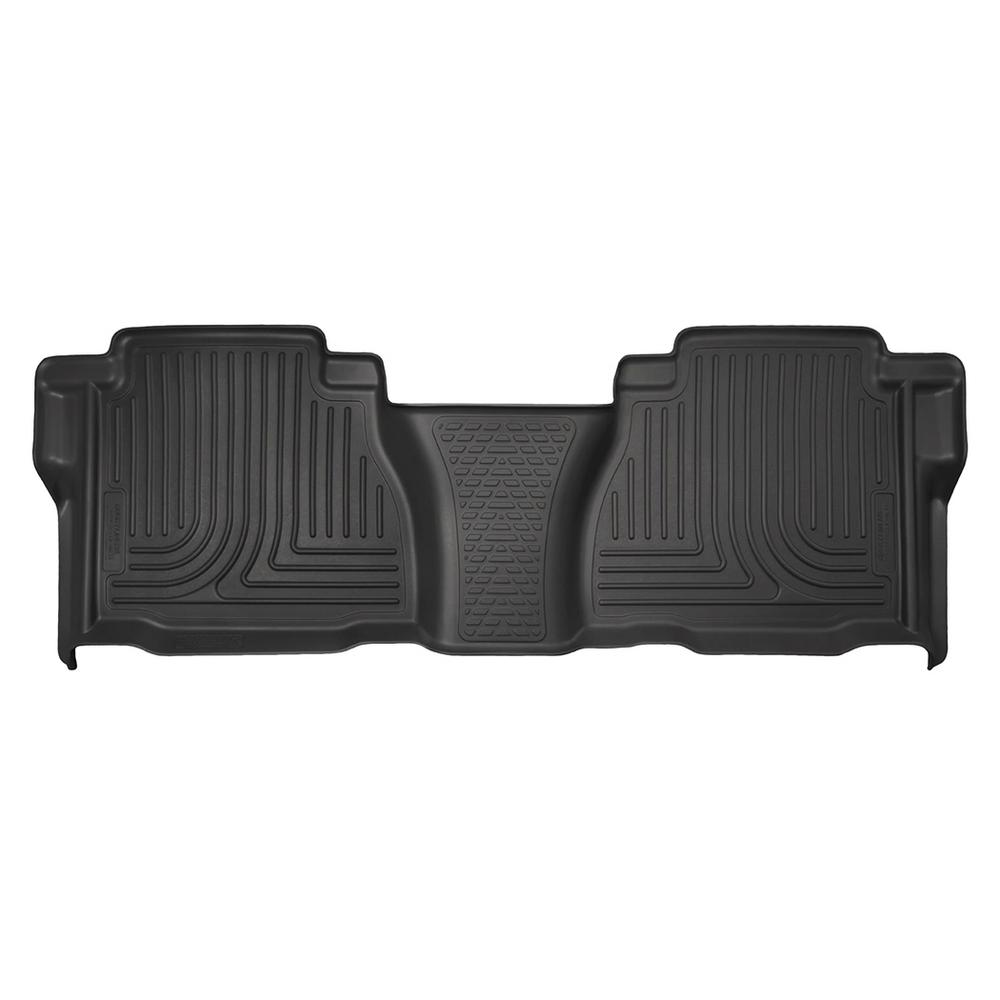 Husky Liners 2nd Seat Floor Liner Fits 07 13 Tundra