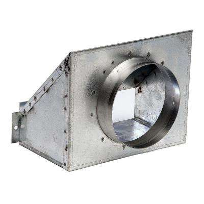 Vent Adapter with a Blower Installed for Forsaire Top-Vent Furnaces