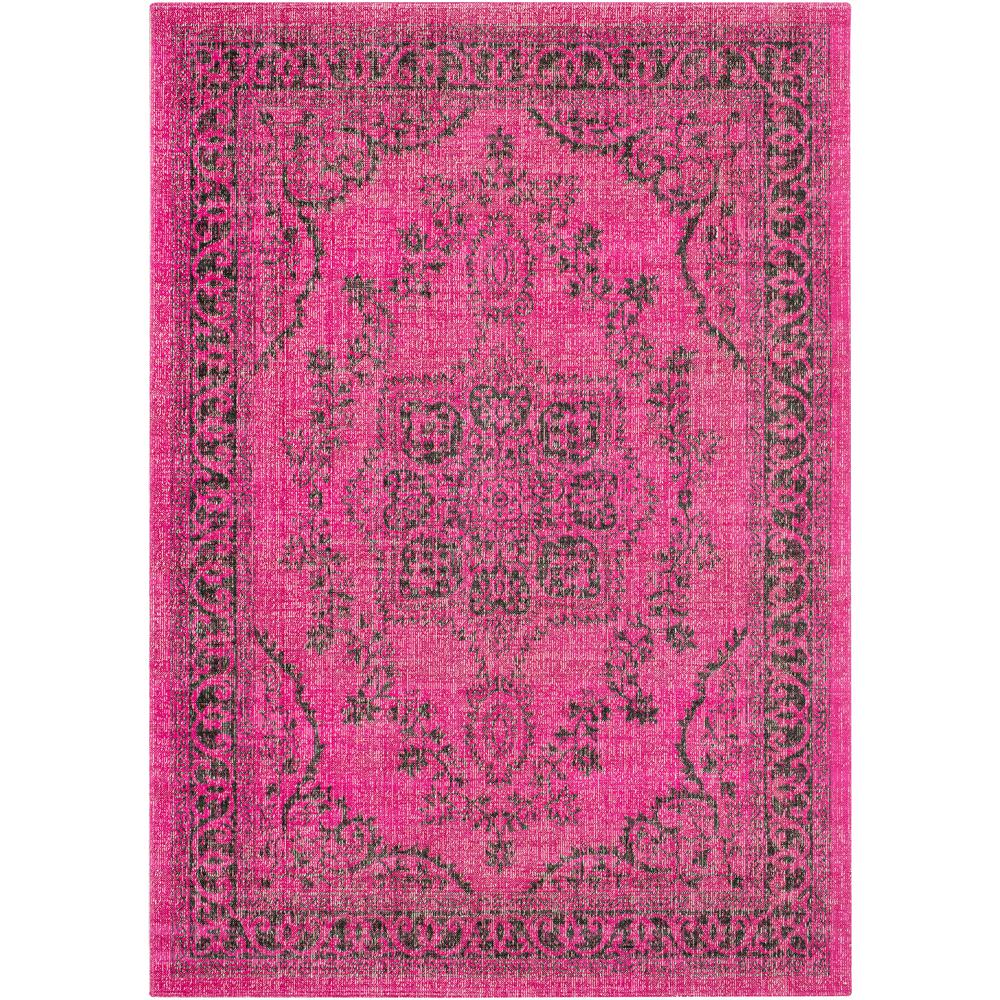 Artistic Weavers Caetlin Bright Pink 2 Ft. X 3 Ft. Accent