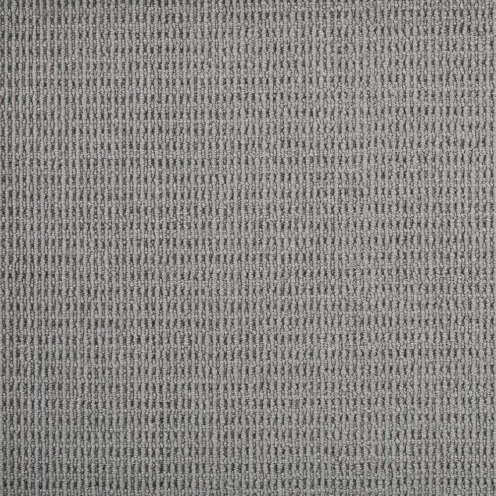 Carpet Sample - Terrain - Color Smoke Loop 8 in. x 8 in.