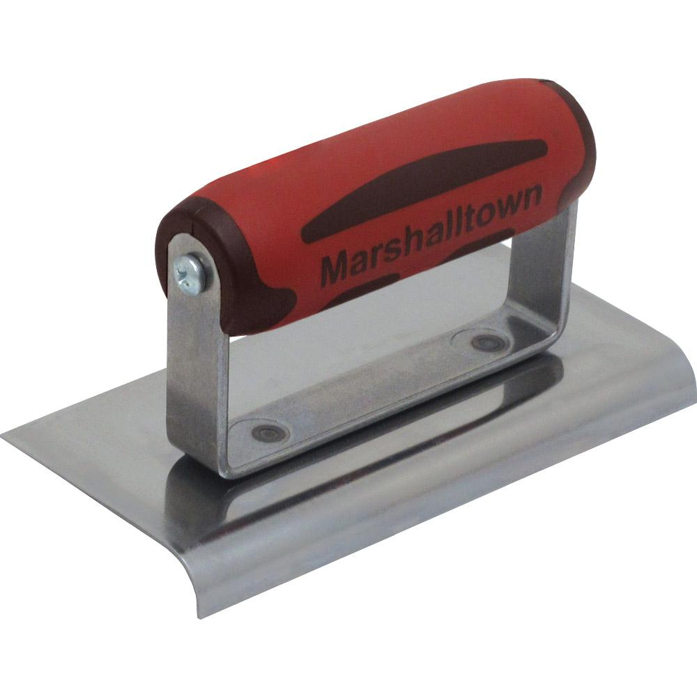marshalltown 6 in x 3 in carbon steel edger 36d the