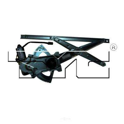 Front Left Power Window Motor and Regulator Assembly fits 1997-2001 Mercury Mountaineer