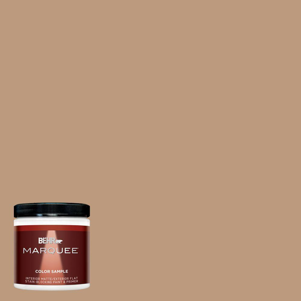 BEHR MARQUEE 8 oz. #MQ2-3 Key to the City Interior/Exterior Paint Sample