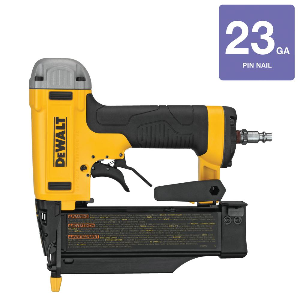 DEWALT 23-Gauge 2 in. Pin Nailer