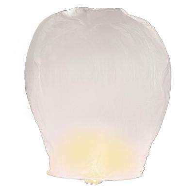 Sky Lanterns 4 ct. White