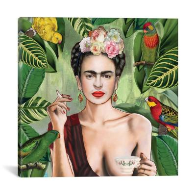 Frida Con Amigos by Nettsch Wall Art