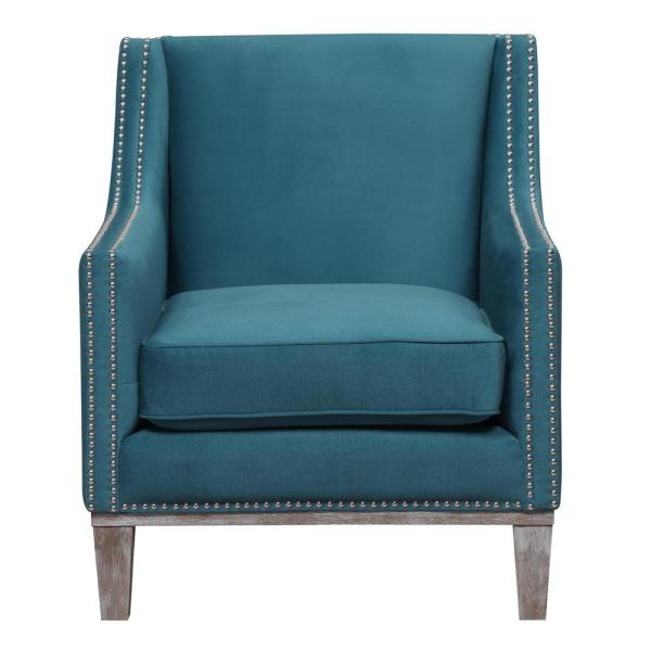 undefined Aster Teal Accent Chair