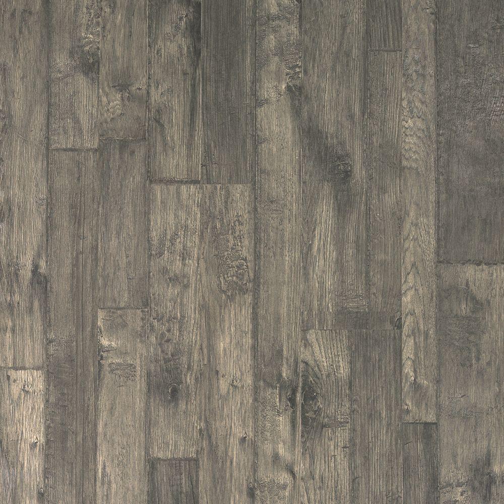 Pergo Outlast 7 48 In W Bays Grey, Waterproof Laminate Wood Flooring Home Depot