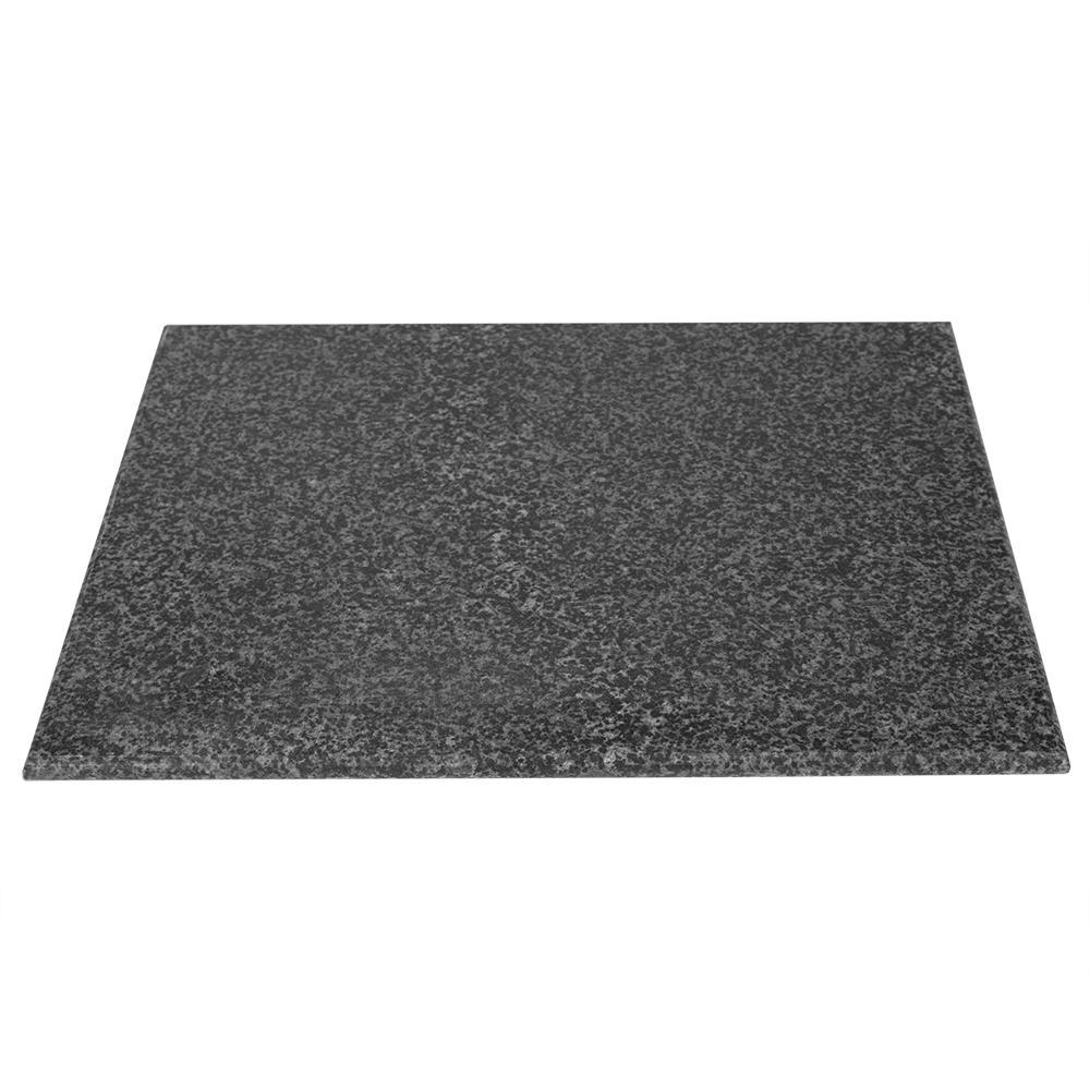 Home Basics 12 in. x 16 in. Granite Cutting Board CB01881