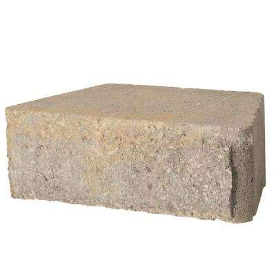 RockWall Small 4 in. x 11.75 in. x 6.75 in. Canyon Blend Concrete Retaining Wall Block (144 Pcs./ 46.5 Face ft. /Pallet)