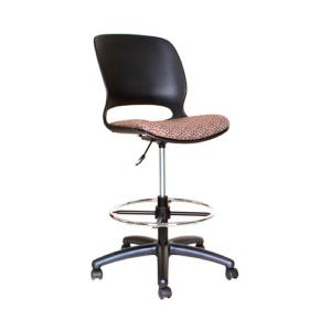 Cool Adjustable Rolling Swivel Stool With Backrest Caraccident5 Cool Chair Designs And Ideas Caraccident5Info