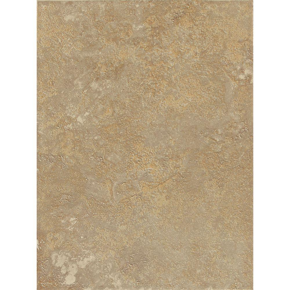 Sandalo Raffia Noce 9 in. x 12 in. Glazed Ceramic Wall