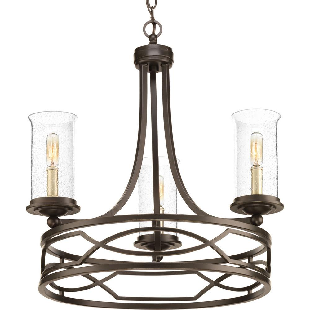 Progress Lighting Elevate Collection 7-light Brushed
