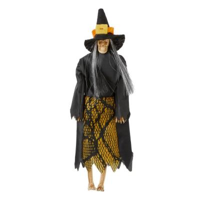 8.5 in. Witch Mini Skeleton