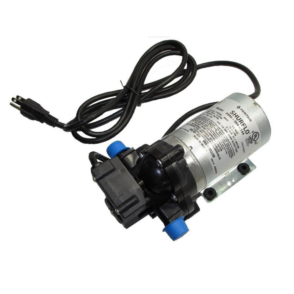 Shurflo Water Pump >> Shurflo Water Delivery Pump With 1 2 Hp