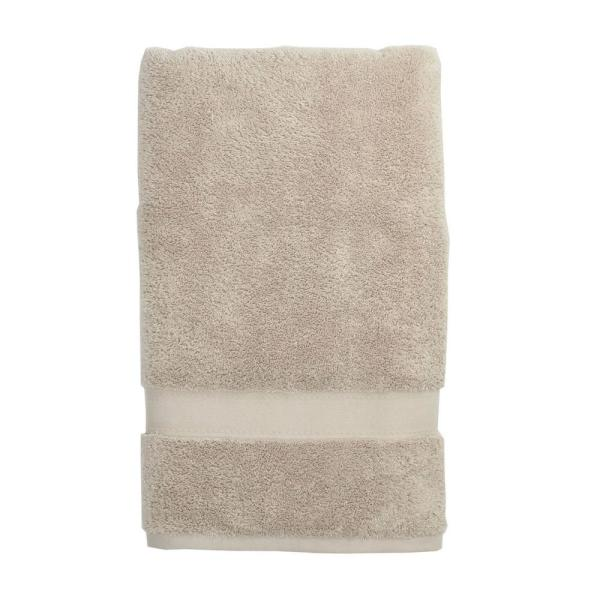 The Company Store Cotton Cashmere Wash Cloth in Sand VK28-WASH-SAND