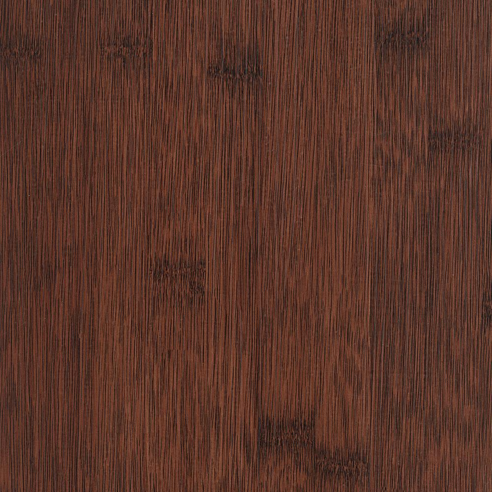 Wire Brushed Auburn Bamboo 6 mm x 7-1/16 in. Width x