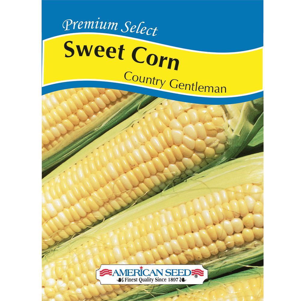Corn Sweet Country Gentleman AM Seed