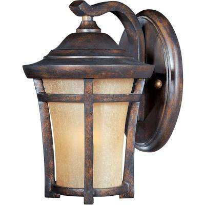 Balboa Vivex Energy Efficient 1-Light Copper Oxide Outdoor Wall Mount