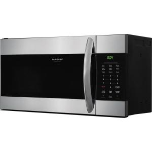 Frigidaire Gallery 1 7 Cu Ft Over The Range Microwave In