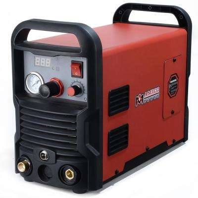 30 Amp Plasma Cutter Colossal Tech. 3/8 in. Clean Cut 110/230-Volt Compatible DC Inverter Cutting Machine