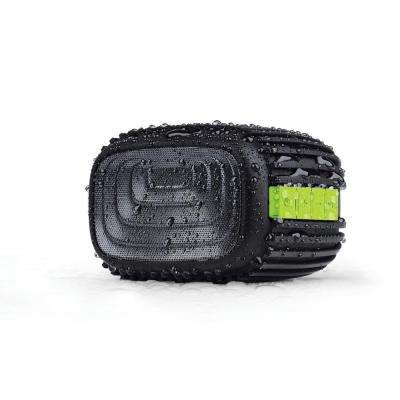 Trax IPX4 Weatherproof Rugged Bluetooth Speaker - Green