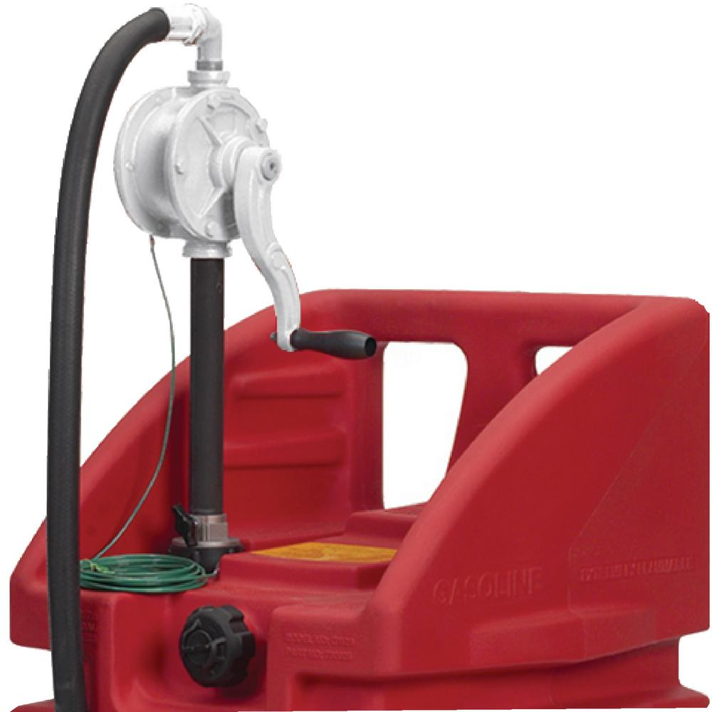 Rotary Hand Pump for Gas Walker