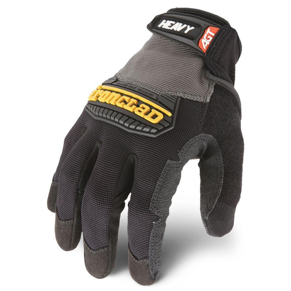 Heavy Utility Large Gloves
