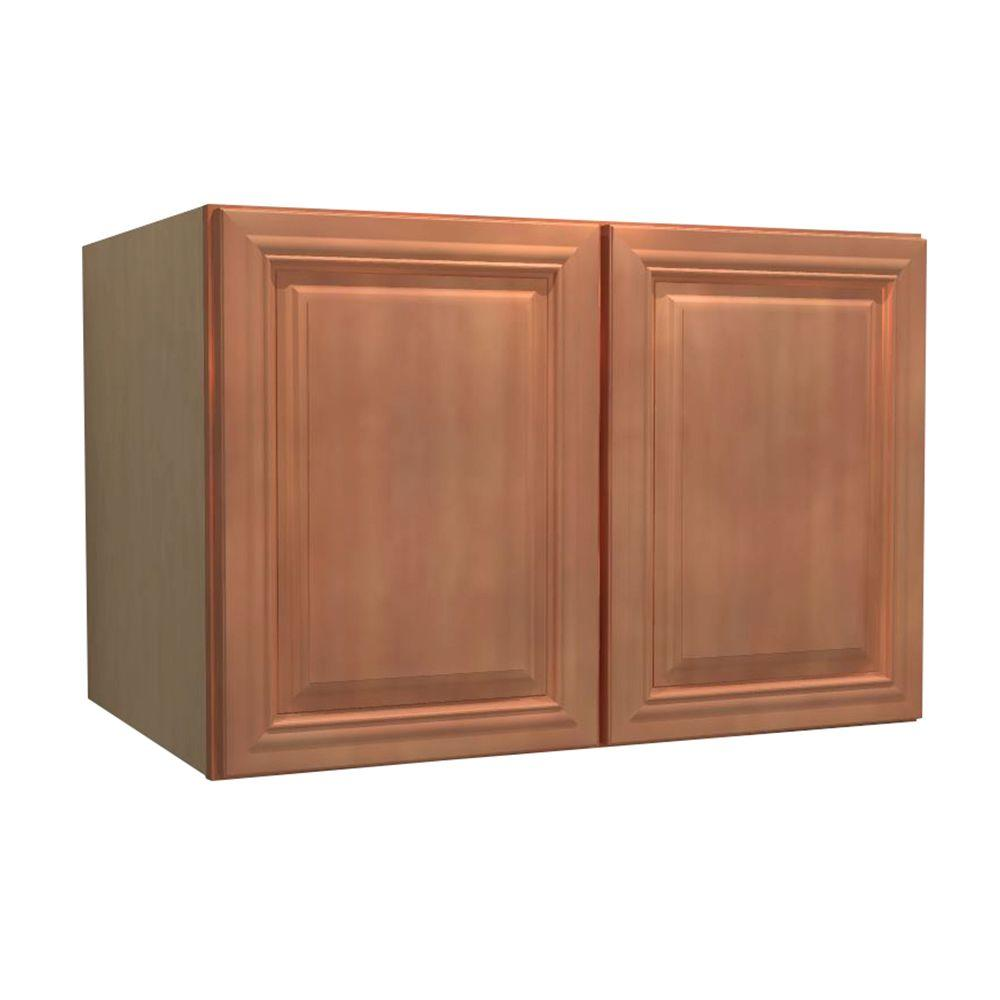 Home decorators collection dartmouth assembled 36x24x24 in for Double kitchen cabinets