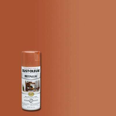 11 oz. Metallic Copper Protective Spray Paint (6-Pack)