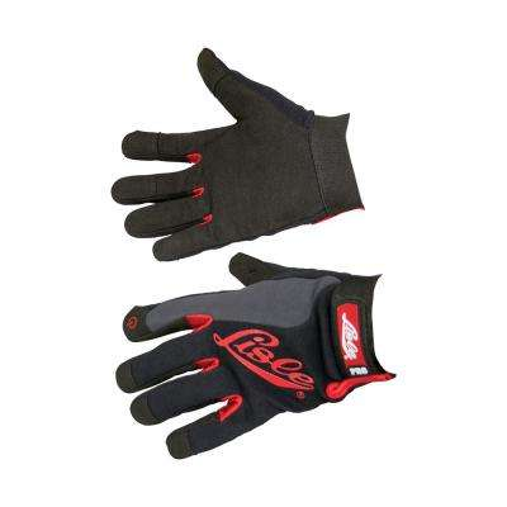 Medium Black Spandex Mechanic's Gloves