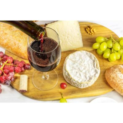 Wine and Cheese Foam Placemats (Set of 4)