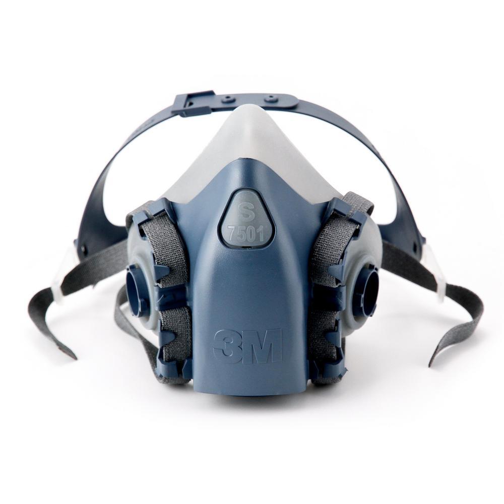 Small Half Face Piece Reusable Respirator (Case of 10)