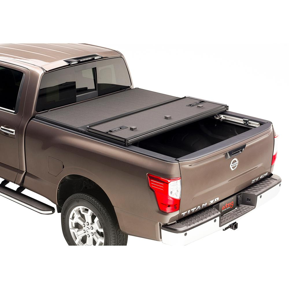 Toyota Tacoma Bed Cover >> Extang Solid Fold 2 0 Tonneau Cover For 05 15 Toyota Tacoma 6 Ft