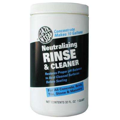 2 lbs. Neutralizing Rinse Concentrate Powder