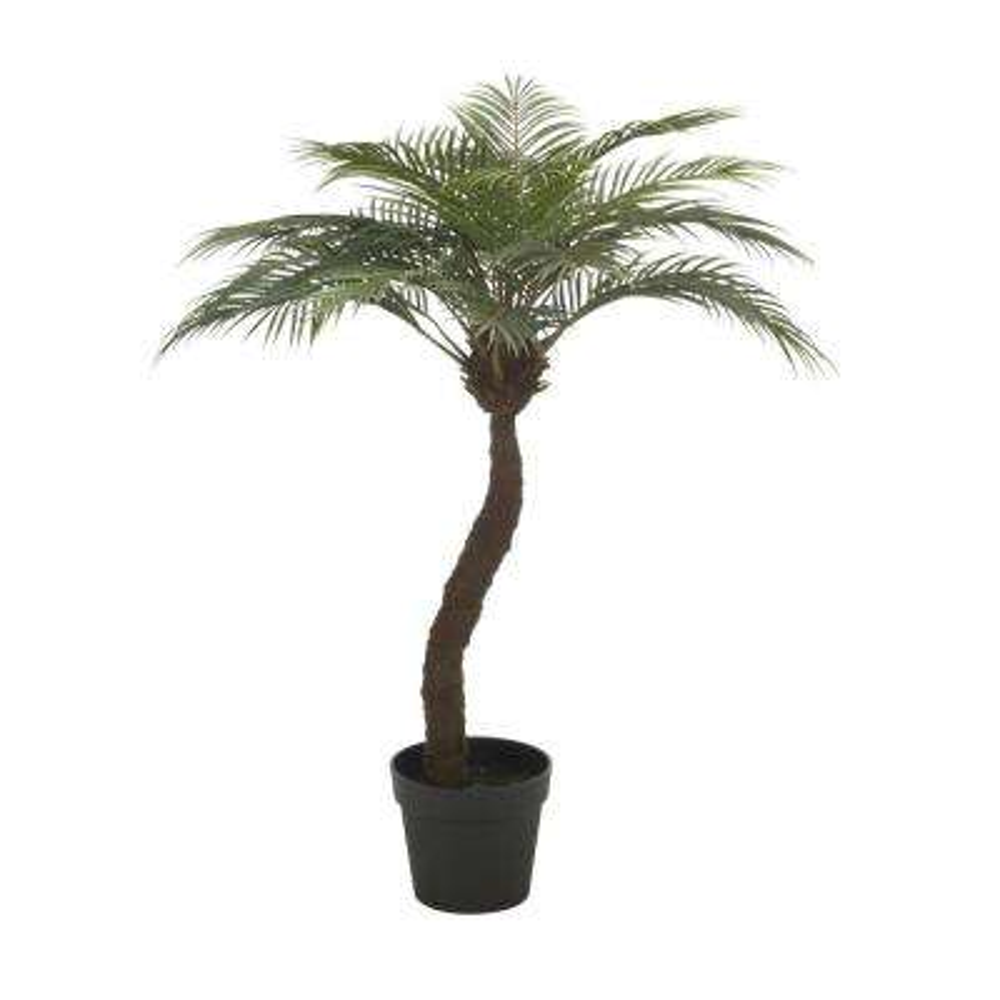 40 in. Decorative Palm Tree