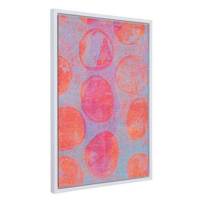 38.8 in. H x 28 in. W Blossom Printed Canvas Wall Art