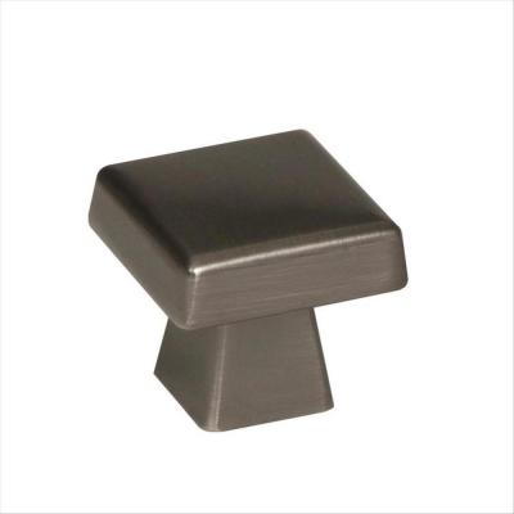 Blackrock 1-1/2 in (38 mm) Length Gunmetal Cabinet Knob